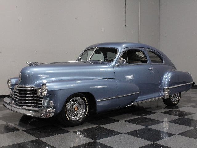 For Sale: 1942 Cadillac Series 61