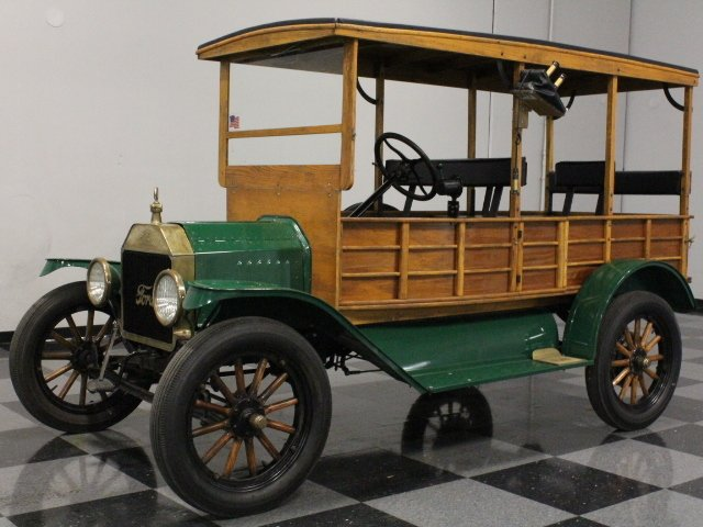For Sale: 1914 Ford Model T