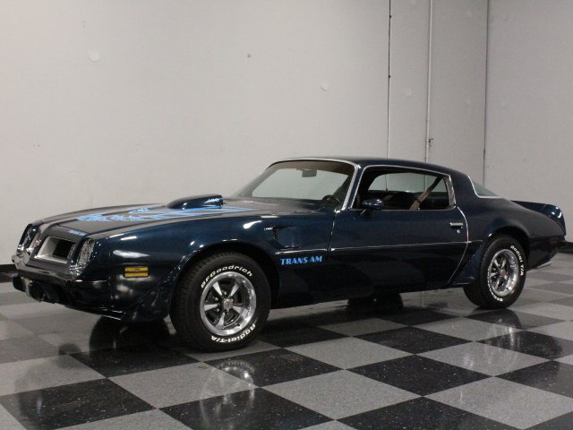 For Sale: 1975 Pontiac Firebird