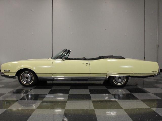 1967 oldsmobile ninety eight