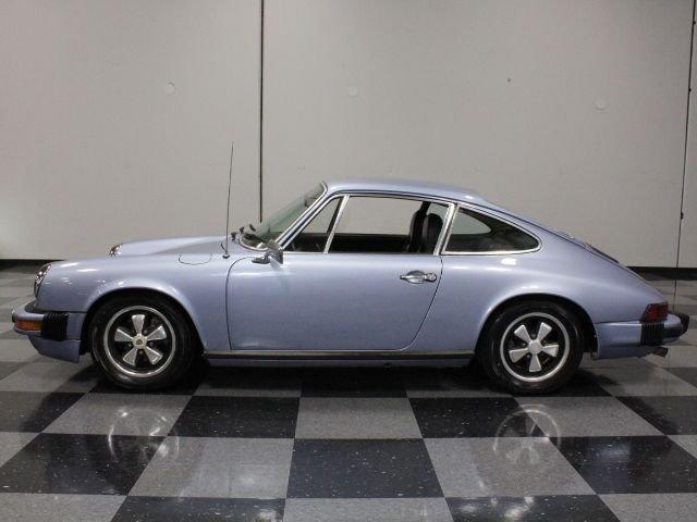 1974 porsche 911 t