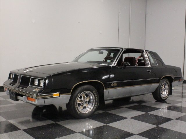 For Sale: 1986 Oldsmobile Cutlass