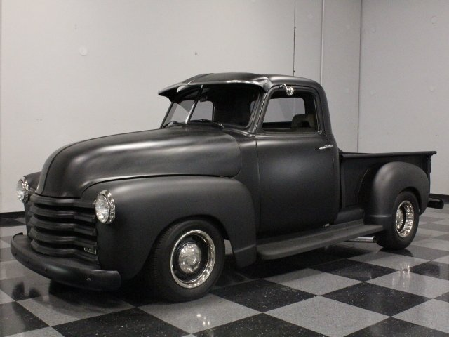 For Sale: 1951 Chevrolet Pickup
