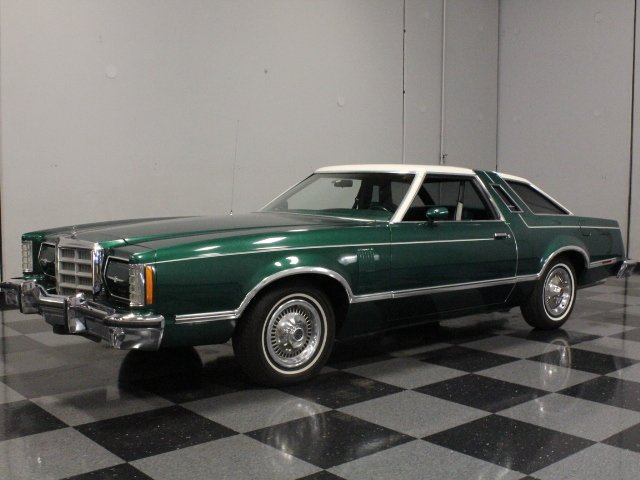 For Sale: 1979 Ford Thunderbird