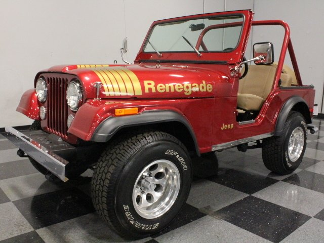 For Sale: 1980 Jeep