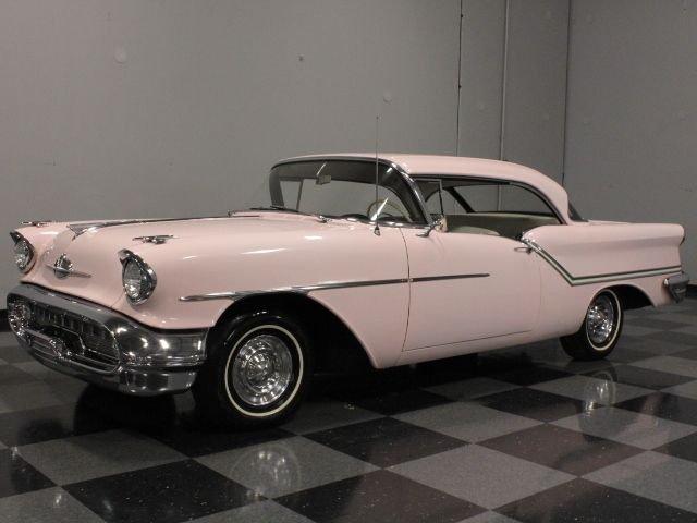 For Sale: 1957 Oldsmobile 88