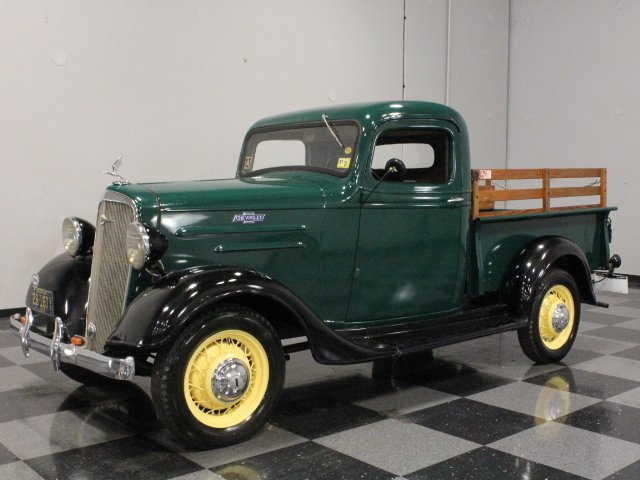 For Sale: 1936 Chevrolet Pickup