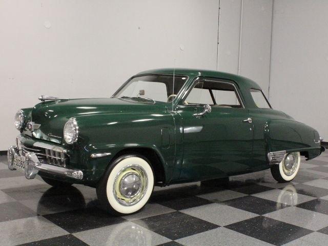 For Sale: 1948 Studebaker Champion