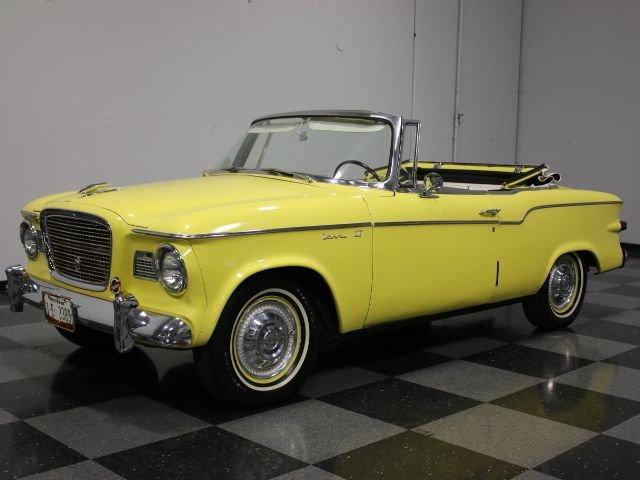 For Sale: 1960 Studebaker Lark