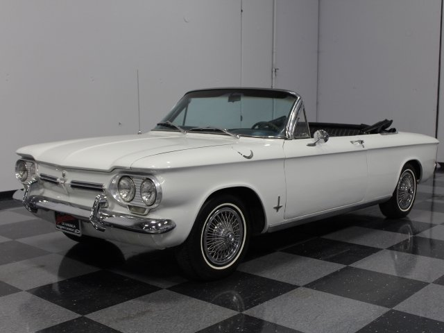 For Sale: 1962 Chevrolet Corvair