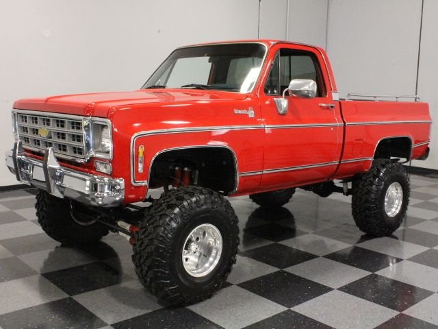 For Sale: 1976 Chevrolet