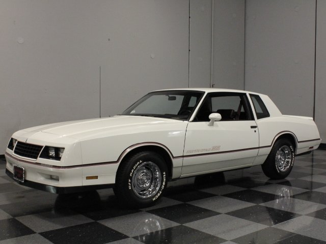 For Sale: 1985 Chevrolet Monte Carlo