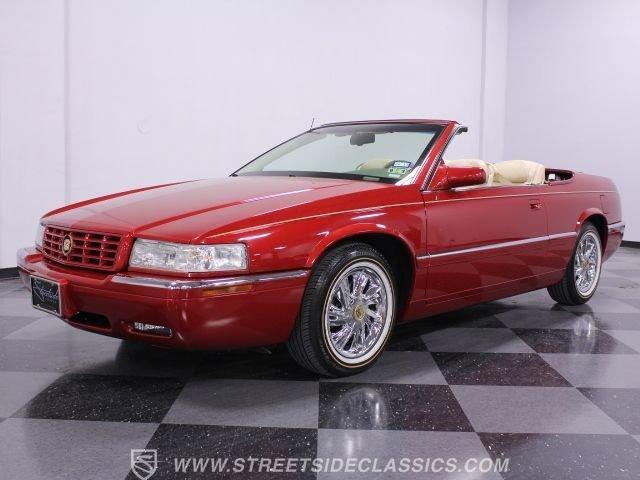 For Sale: 1997 Cadillac Eldorado