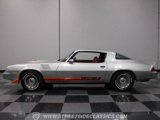 1979 chevrolet camaro z 28