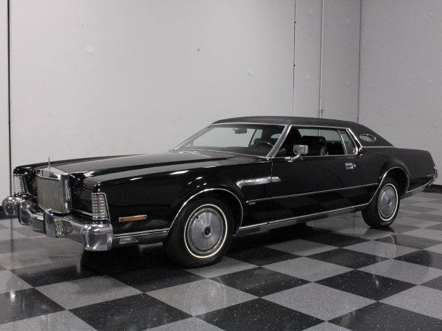 For Sale: 1973 Lincoln