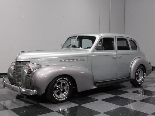 For Sale: 1939 Oldsmobile Series 70