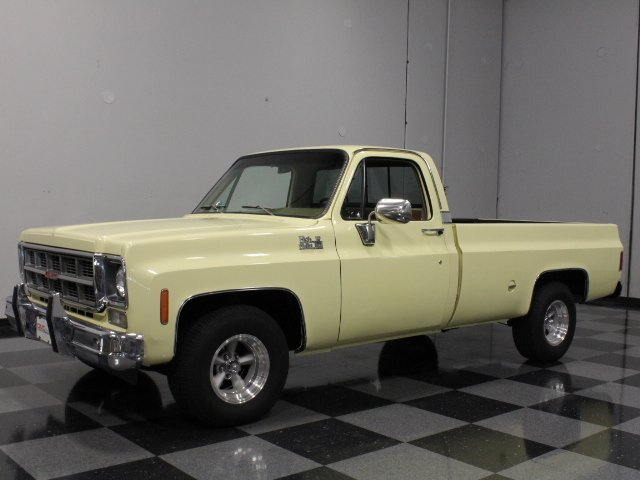 For Sale: 1978 GMC High Sierra