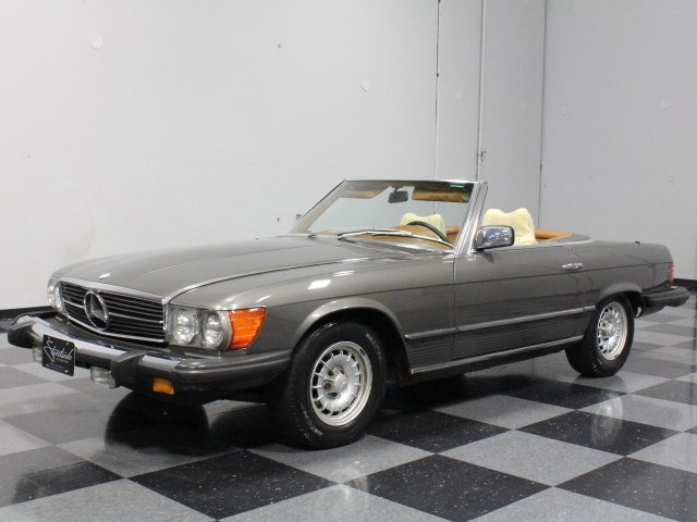 For Sale: 1979 Mercedes-Benz 450SL