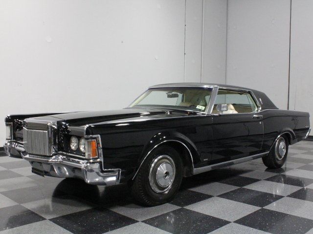 For Sale: 1970 Lincoln