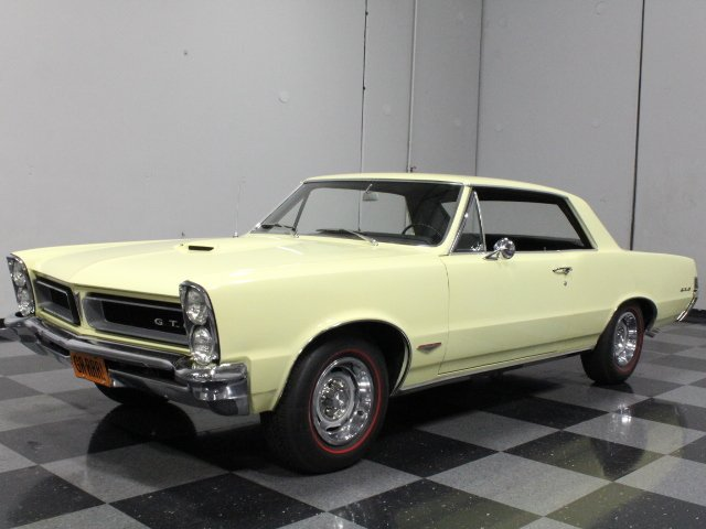 For Sale: 1965 Pontiac GTO