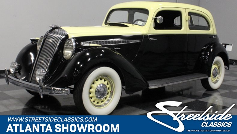 For Sale: 1936 Hupmobile 618