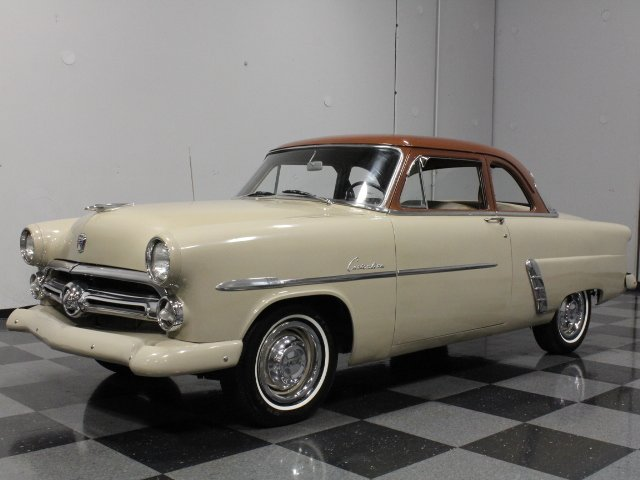 For Sale: 1952 Ford Customline