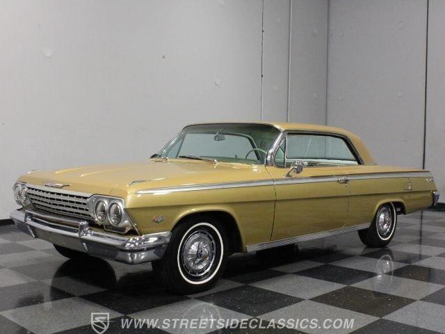 1962 chevrolet impala ss golden anniversary