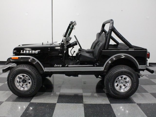 1984 jeep cj7 laredo