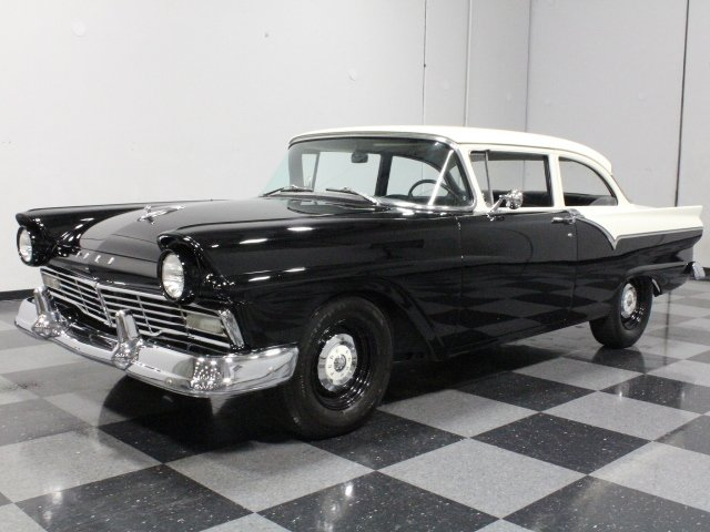 For Sale: 1957 Ford Custom 300