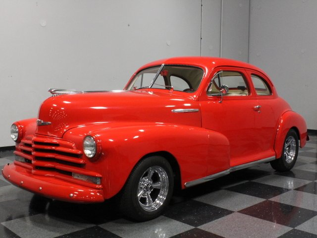 For Sale: 1948 Chevrolet Business Coupe