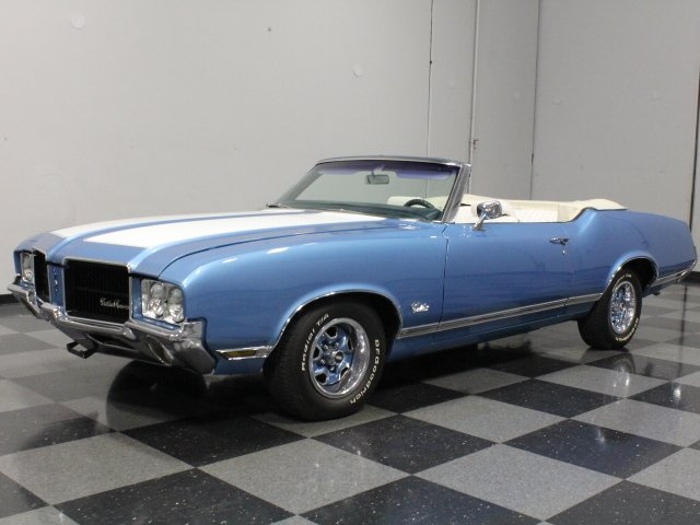 For Sale: 1971 Oldsmobile Cutlass