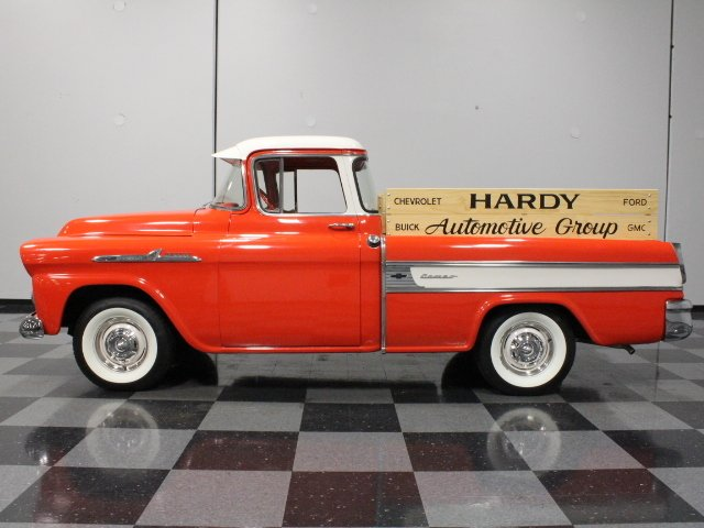 1958 chevrolet 3100 cameo