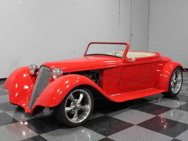 For Sale: 1933 Plymouth Roadster