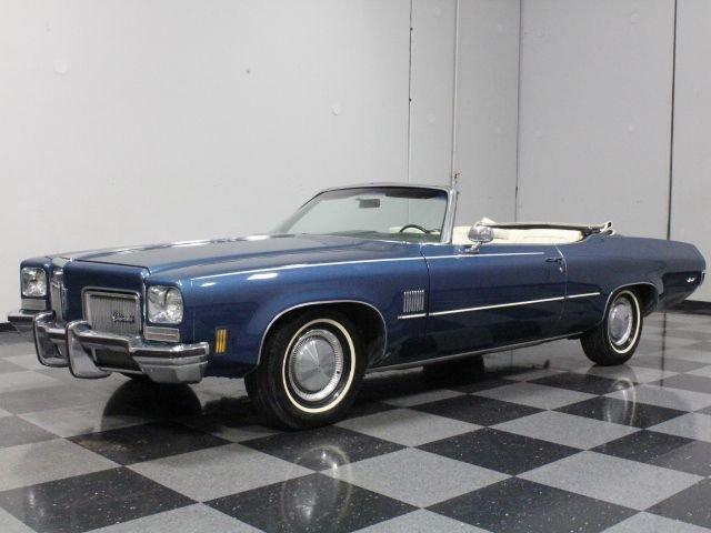 For Sale: 1972 Oldsmobile Delta 88 Royale