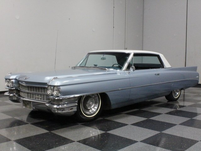 For Sale: 1963 Cadillac