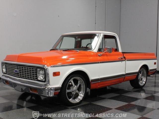 1970 chevrolet c10 cst