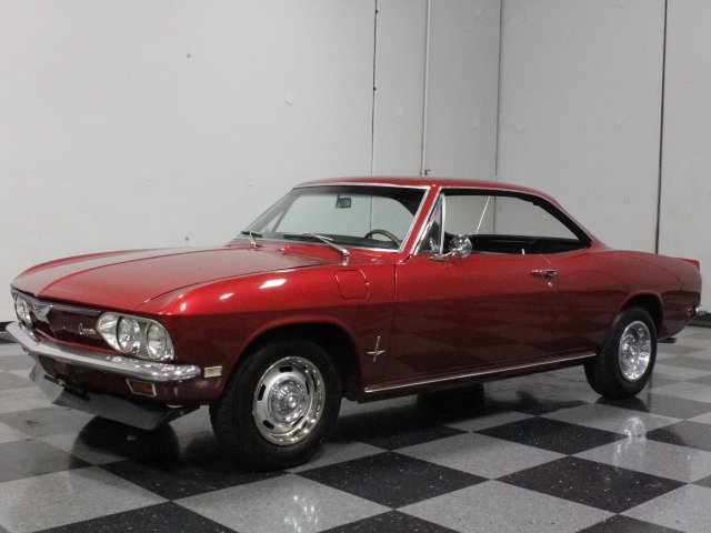 For Sale: 1968 Chevrolet Corvair