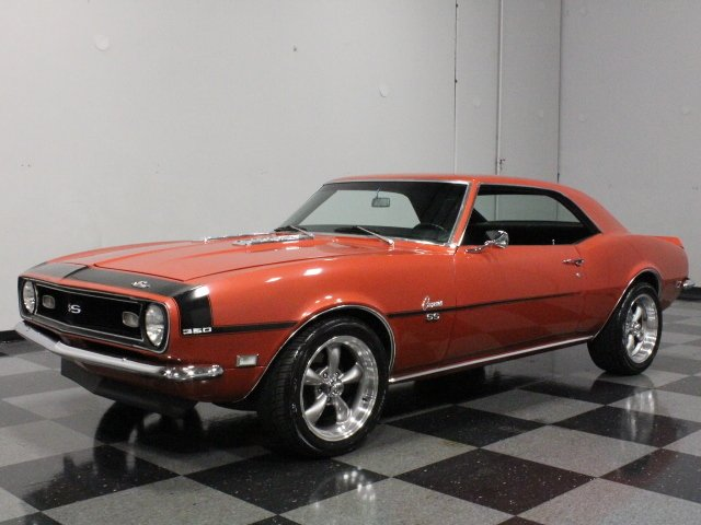 For Sale: 1968 Chevrolet Camaro