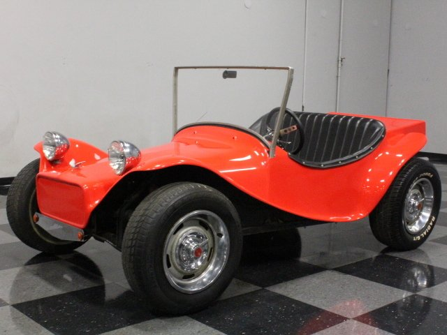 For Sale: 1967 Volkswagen Dune Buggy