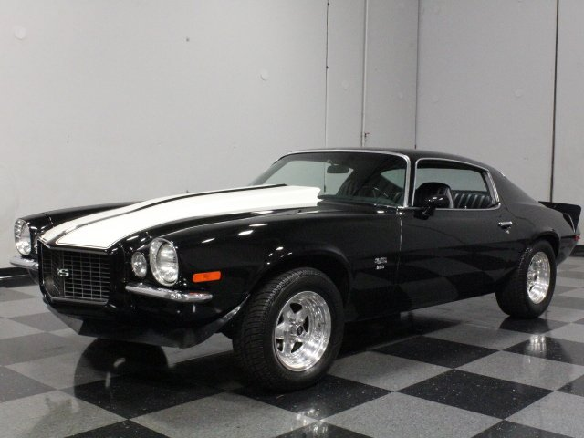 1971 chevrolet camaro rs ss