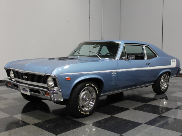 For Sale: 1969 Chevrolet Nova