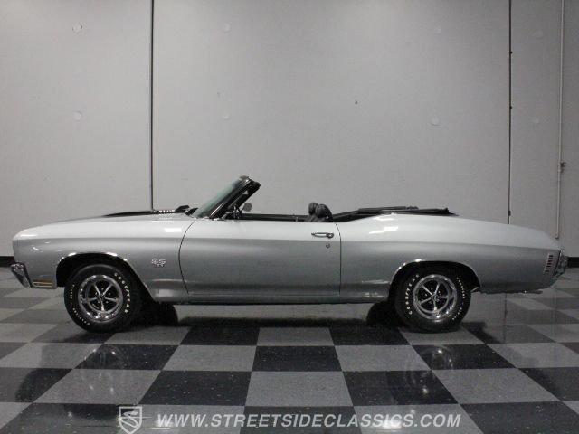 1970 chevrolet chevelle ss 396 l78