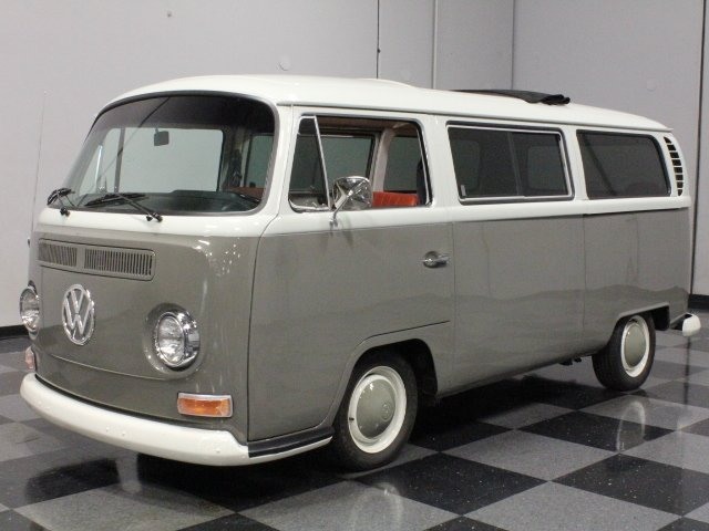 For Sale: 1968 Volkswagen Bus