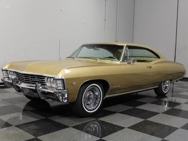 For Sale: 1967 Chevrolet Impala