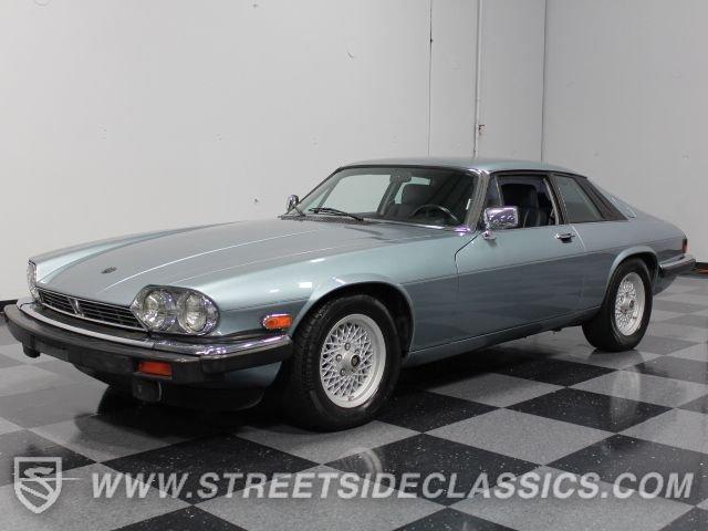 For Sale: 1990 Jaguar XJS