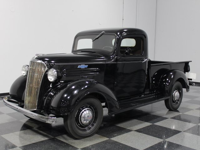 For Sale: 1937 Chevrolet GC