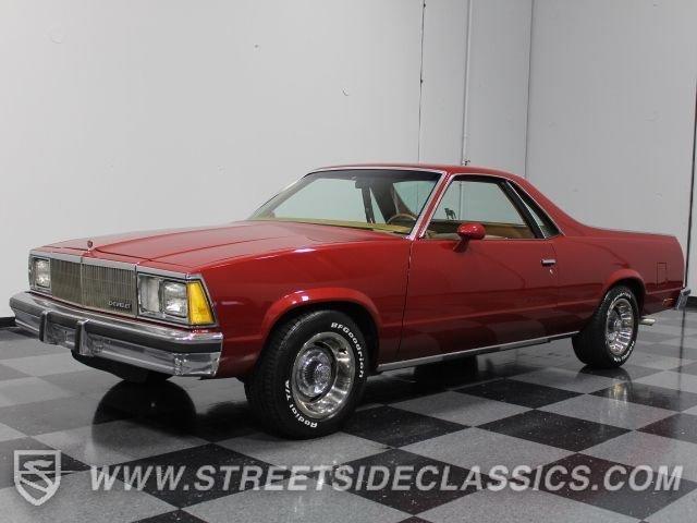 For Sale: 1980 Chevrolet El Camino