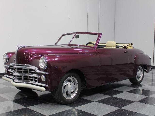 For Sale: 1949 Dodge Wayfarer