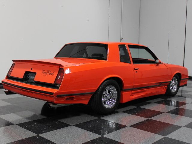 1985 Chevrolet Monte Carlo   Streetside Classics - The Nation's