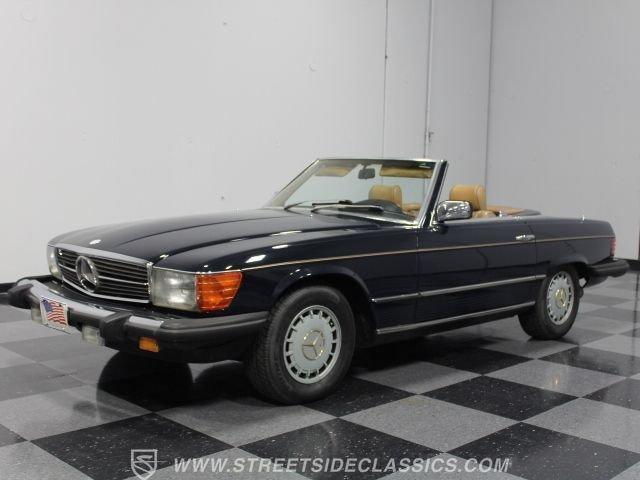 1983 mercedes benz 380sl